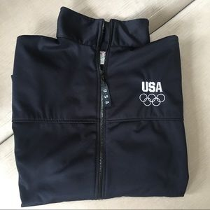 Other - Men's USA Olympic Committee Zip Up 2X